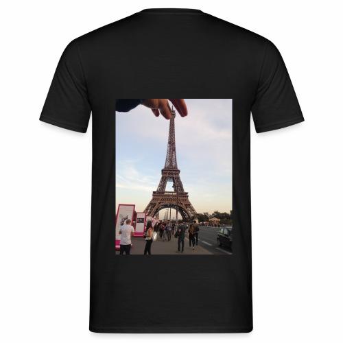 Paris Tour Eiffel - T-shirt Homme
