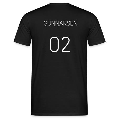 gunnarsen 02 - Herre-T-shirt
