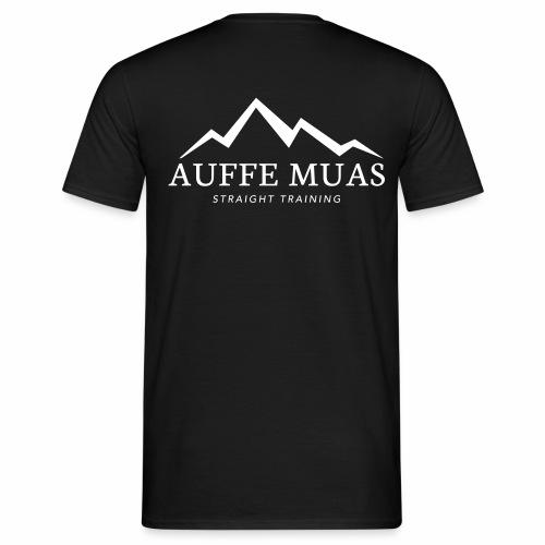 Auffe muas - Männer T-Shirt