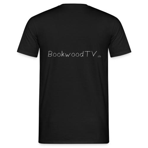 BookwoodTV T-Shirt - Männer T-Shirt
