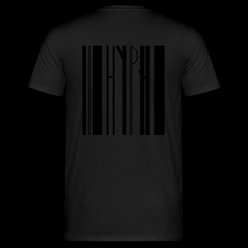 Barcode tee transparent - Männer T-Shirt
