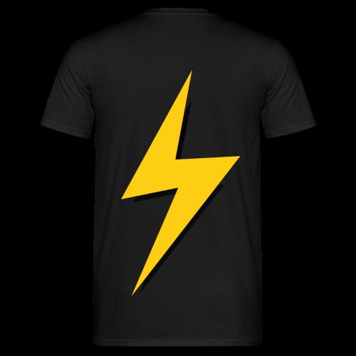 Lighningbolt - Mannen T-shirt