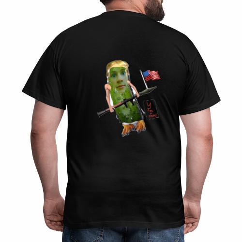 We also hire pickels - Men's T-Shirt