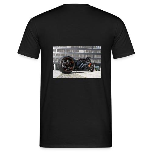 Motorrad Bike - Männer T-Shirt