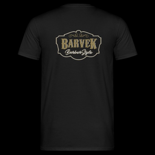 BarberStyle - T-shirt Homme