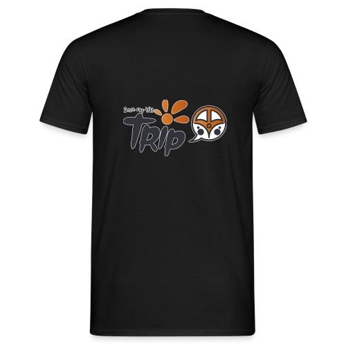 Logo pour fond sombre - T-shirt Homme
