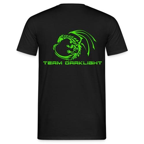 TEAM DARKLIGHT SHOP - Herre-T-shirt
