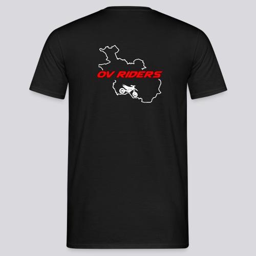 plain logo - Mannen T-shirt