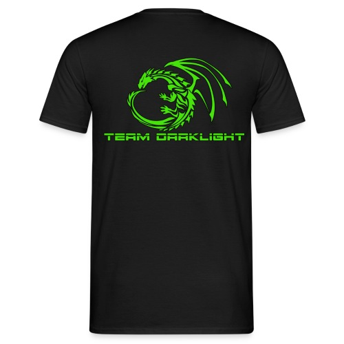 TEAM DARKLIGHT SHOP - Herre-T-shirt