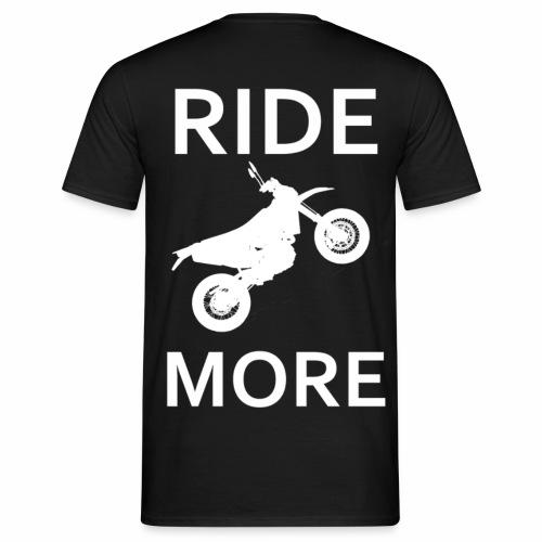 Ridemore - Männer T-Shirt