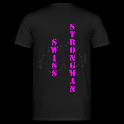 Swiss FSA T Shirt Swiss Strongman 1 - Männer T-Shirt