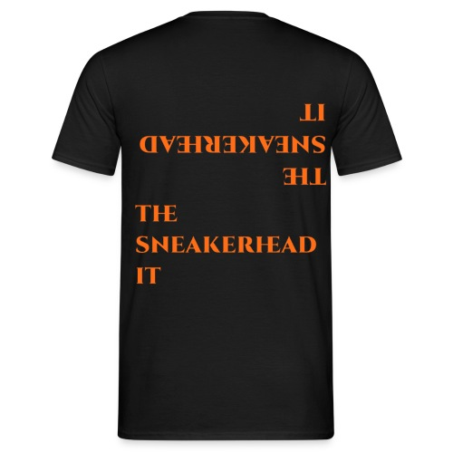 The_sneakerhead_it official merchandise - Maglietta da uomo