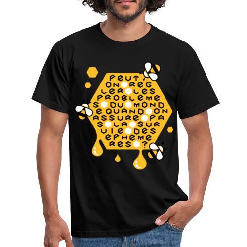 Sauver les abeilles - T-shirt Homme