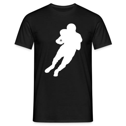 runningback - Männer T-Shirt