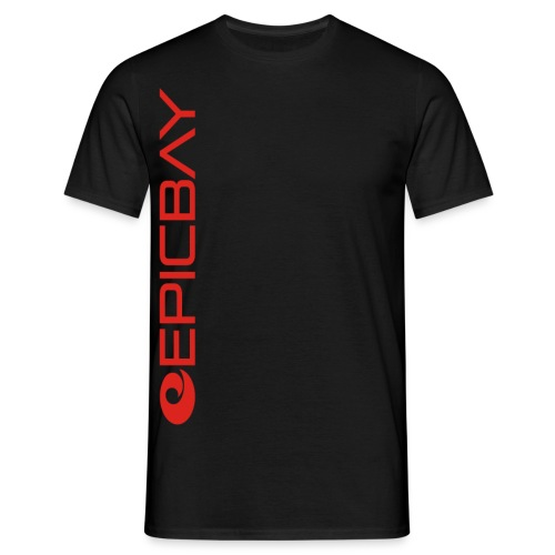 red png - Men's T-Shirt