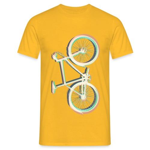 Fahrrad Bike Outdoor Fun Radsport Radtour Freiheit - Men's T-Shirt