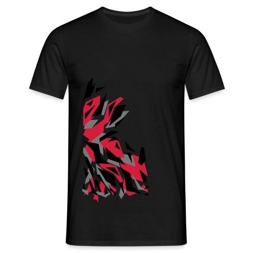 Cyrious Camo - Men's T-Shirt