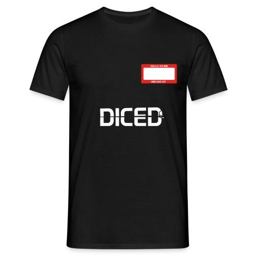 Hi, my Name is - Männer T-Shirt