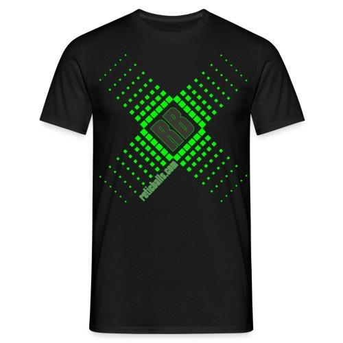 rb cross reticballs com - Männer T-Shirt