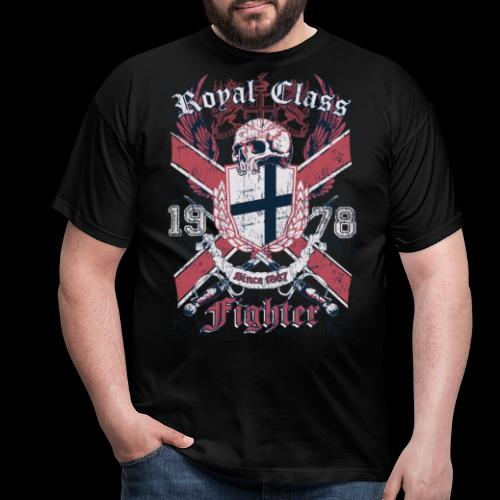 Royal Class Fighter - Männer T-Shirt