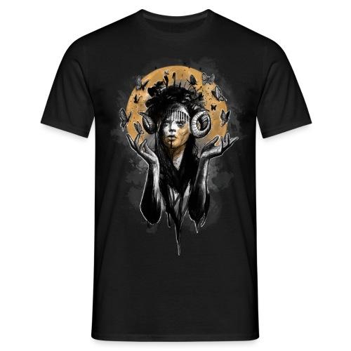Dance of the butterflies - Männer T-Shirt