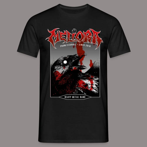 MELIORA REBEL - Camiseta hombre