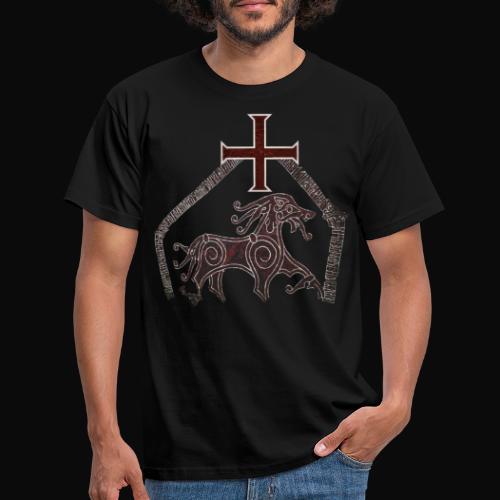 Wolinstein-Einherjar - Männer T-Shirt