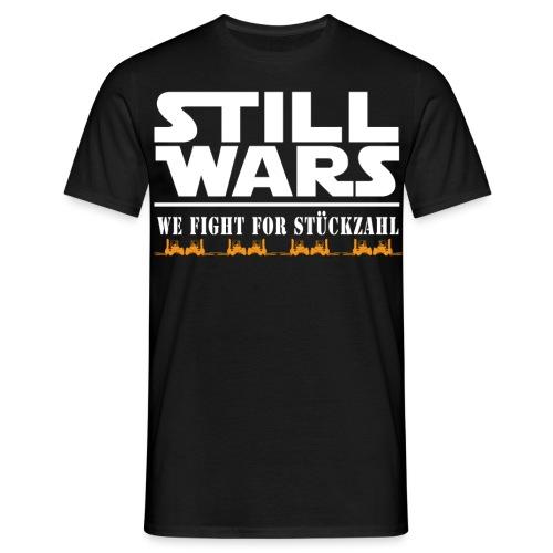 Stillwars T Shirt - Männer T-Shirt