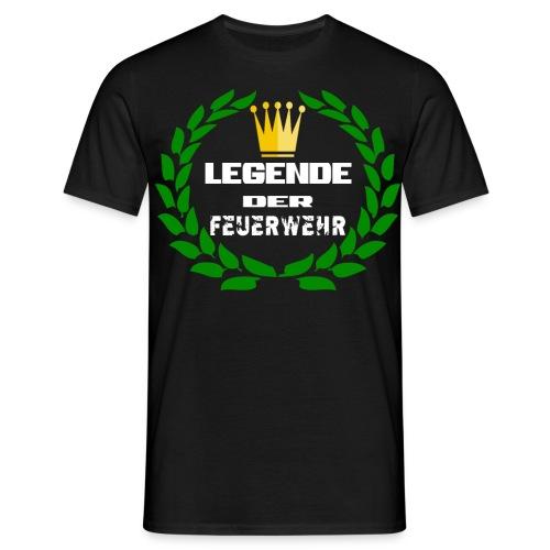Legende der Feuerwehr - Männer T-Shirt