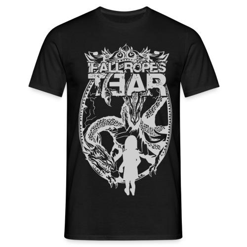 IART 2-Headed-Dragon B - Männer T-Shirt