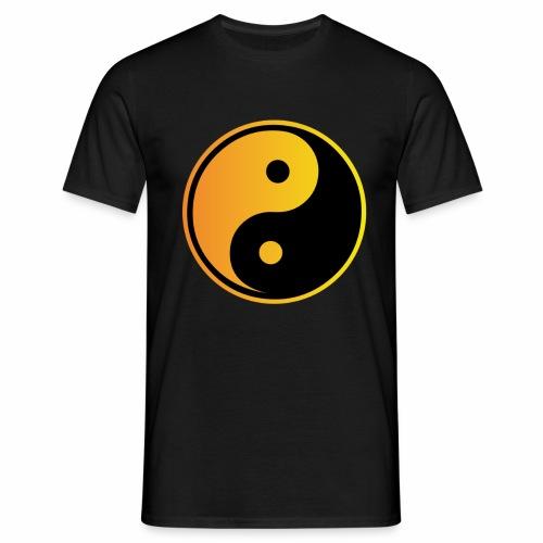 yin - yang - Männer T-Shirt