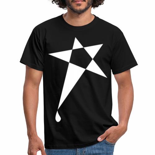 SWEATY STAR® Skateboarding Spread - T-shirt Homme
