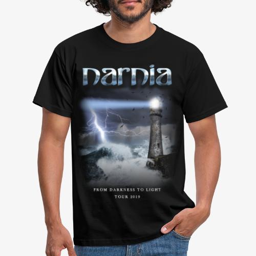 Narnia From Darkness to Light Tour 2019 - Men's T-Shirt