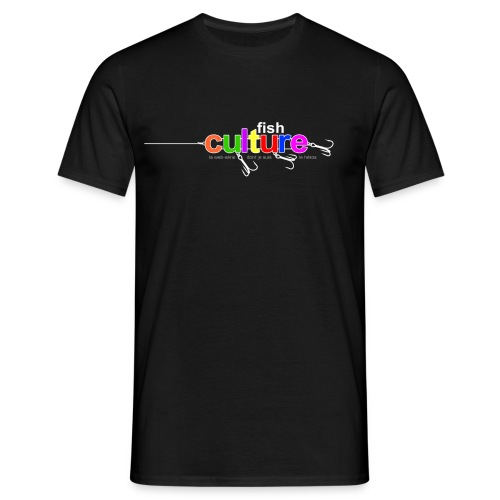 Culture Fish 07 png - T-shirt Homme