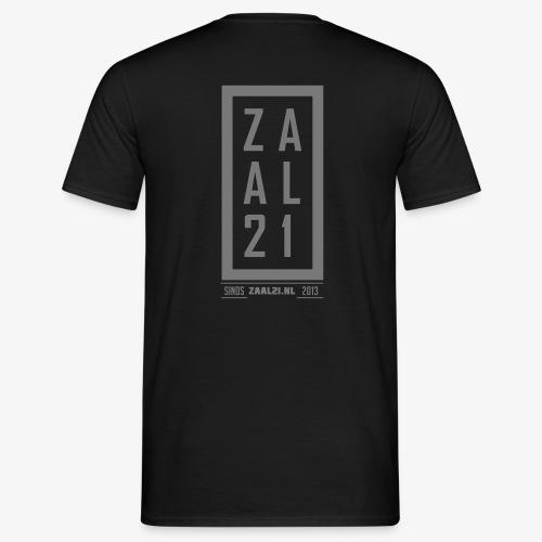 T-SHIRT-BLOK - Mannen T-shirt