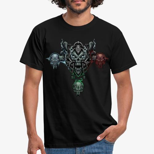 Marque de la mort - T-shirt Homme
