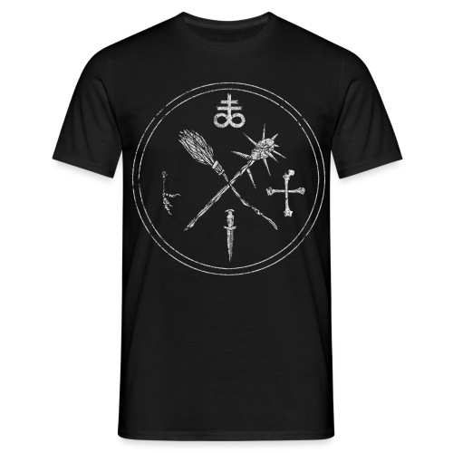 Häxan logo - T-shirt Homme