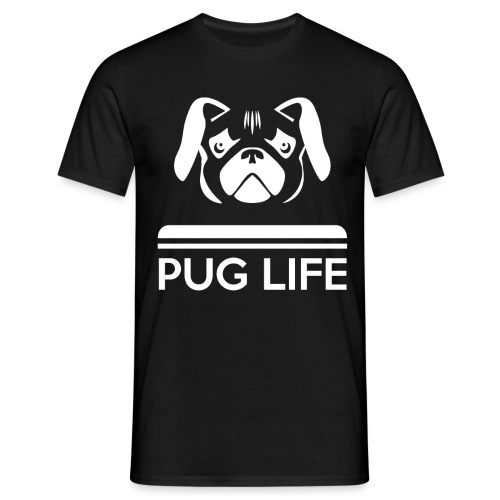 Pug Life - T-shirt Homme