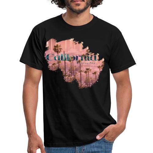 MonkeyShy california dream - T-shirt Homme