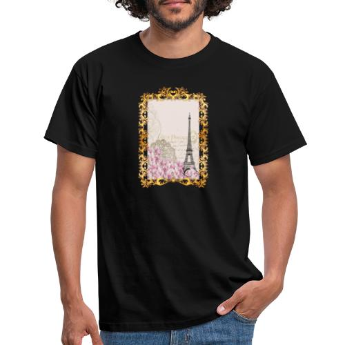 MonkeyShy I Love Paris - T-shirt Homme