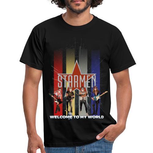 Starmen - Colors - Men's T-Shirt