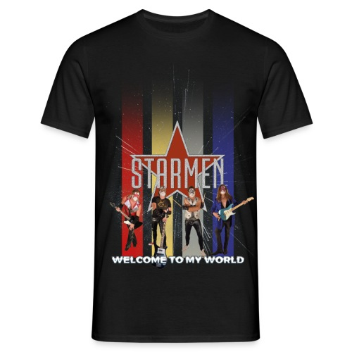 Starmen - Colors - Men's T-Shirt