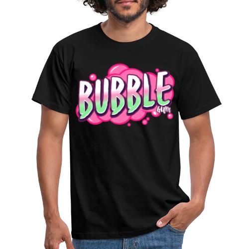 Bubble Gum - Männer T-Shirt