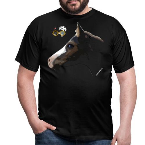 Spotted.Horse Appaloosa Colt - Maglietta da uomo