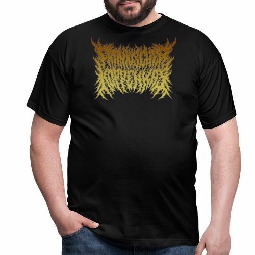 Koppenkas Logo gold - Männer T-Shirt