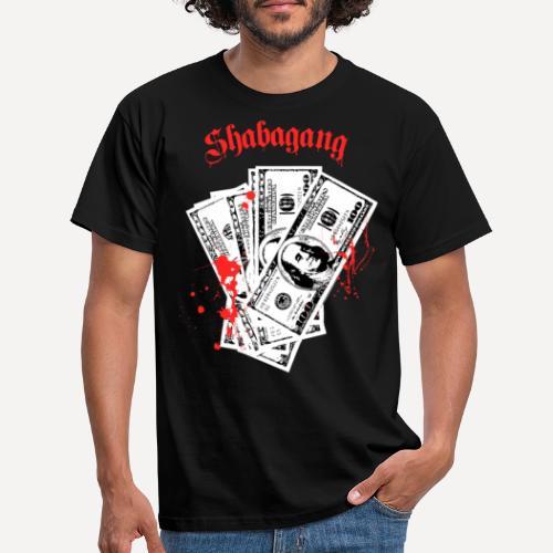 shaba-dolls - T-shirt Homme