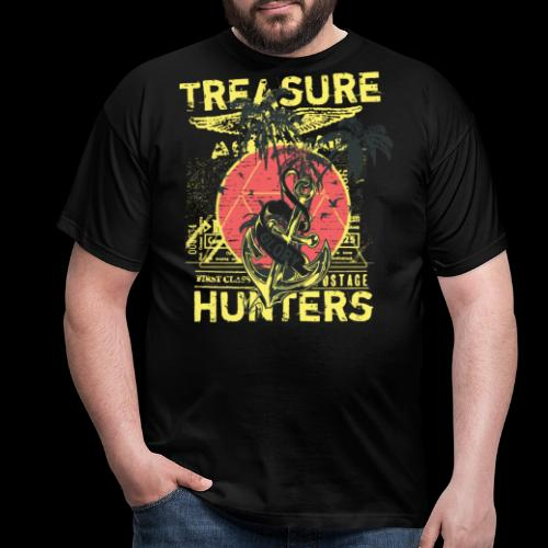 Treasure Hunters - Männer T-Shirt