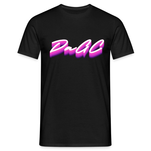 DaGC (cool) - T-shirt herr