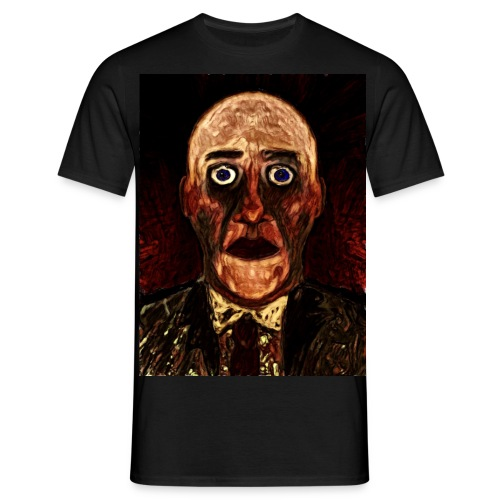 Harry The Head - Mannen T-shirt