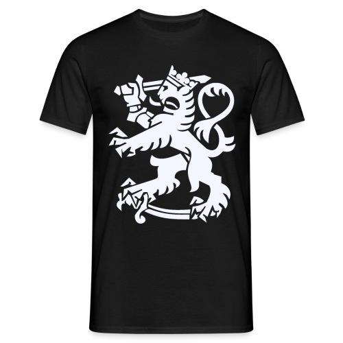 Valkoinen leijona - Miesten t-paita